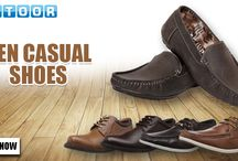 Mens Foot ware / just follow trends, blend your style with it!