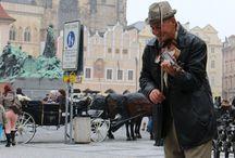Czech Republic - Prague / Travel with Bender.  Family Travel made easy in Prague.