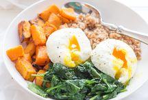 Healthy bowls desayunos
