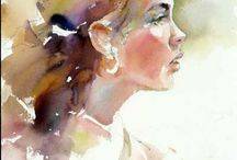 Malowane portrety