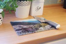 Deski do krojenia / #deska #znadrukiem #personalizowana