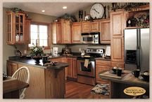 Timeless Style - Showplace Cabinets / Covington Door Style