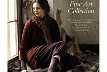 Knitting / Patterns & wool