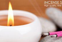 Incense & Incense Cones