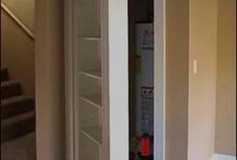 Дверь-полка