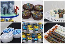 Boy Birthday Party Ideas / by Christy @ Raising Knights
