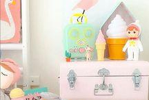Kid's Bedroom Inspo