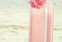 Pretty in Pink / everything pink, beautiful pale soft pink / by Lisa Segura