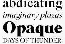 Letterings / Only high quality letterings