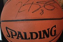 Kevin Durant Autographed Basketball - Oklahoma City Thunder - https://rackrs.com/Marketplace