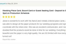 Customer Testimonials / Janee's Elite Designs Customer Reviews