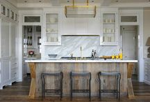Kitchens to admire.