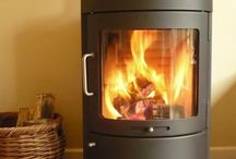 Fireplaces & Wood Stoves / Wood storage, mantles and accessories.