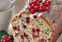 Gyümölcs-ös kevert süti kenyér