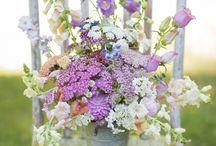 λουλουδια παντου!!!