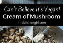 Creme de champignons