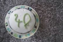My own baking♡