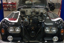 1963 Bentley S3 Restoration / Mechanical restoration of a Bentley S3. Also receiving a conversion to disc brakes and wiring upgrade