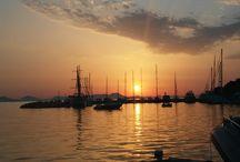 Rejs po Morzu Jońskim / Zdjęcia z rejsu żeglarskiego po Morzu Jońskim w Grecji (z Korfu)