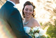 First Look / Photographs capturing sweet, exciting, romantic moments of couples seeing each other for the first time on their wedding days! These are moments that you never forget!