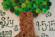 Family Tree/Reunion Cakes