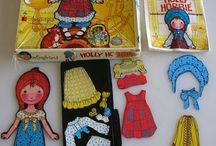 Toys of my childhood / by Susanne Roberts