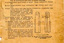 cross-back aprons