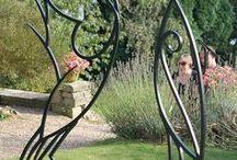hierros de jardin