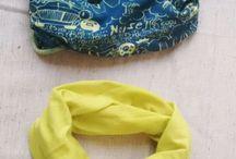Nähen - Tücher und Schals