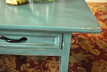Furniture Refinished / by Shelly Colloredo