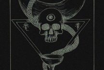 Art - Monsters & Occult