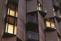 Apartment facade