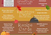 Real Estate Marketing & Infographics