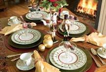 Table Settings / by BetteLou Green Campbell