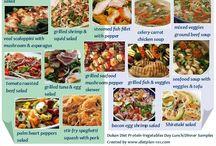 Dukan Diet / The Dukan Low Carb Diet Plan