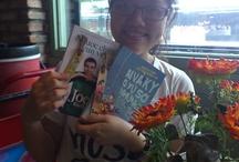 My lovely books