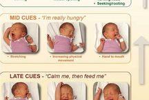 Baby hacks and charts