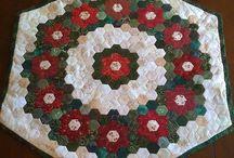 altıgen patchwork