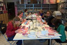 Opleidingen / Een kijkje in onze dagopleiding Zelf meedoen?: http://www.metoenailsforyou.nl/c-696977/opleidingen-nagelstyliste/