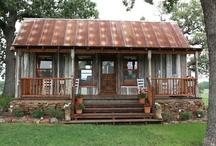 Old Farm Houses & Cabins / by Renita Odstrcil