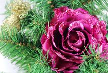 Christmas picks & clips / Flower picks & clips for Christmas Decor