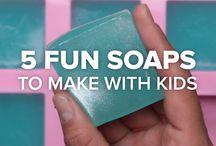 Make a soap