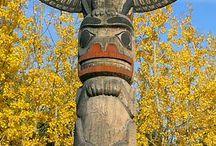 Indian Totem inspiration