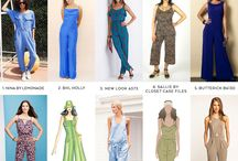 sewing - jumpsuits