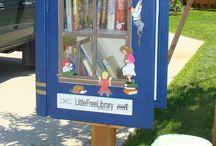 Mini könyvtár - Mini library - Mini-Bibliothek - Mini biblioteca / מיני ספרייה - Μίνι βιβλιοθήκη - Mini bibliotheek - Мини-библиотека
