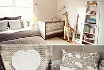 Nursery Ideas / by Julie Cimity