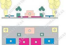 montar mesa festa infantil