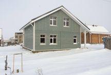 Дома, планировки домов