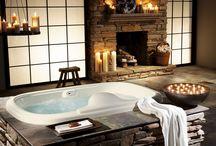 Amazing Luxury Bathrooms / Amazing Luxury Bathrooms  http://luxurylifedesign.blogspot.com/