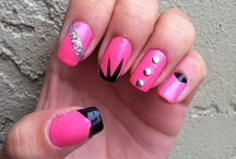 Nails!! / by Jamie Childress